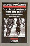 LOS CÍNICOS NO SIRVEN PARA ESTE OFICIO: SOBRE EL BUEN PERIODISMO