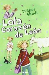 Portada de LOLA CORAZÓN DE LEÓN
