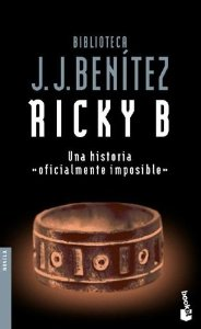 Portada de RICKY B. UNA HISTORIA