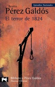EL TERROR DE 1824 (EPISODIOS NACIONALES II #7)