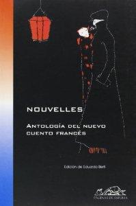 Portada de NOUVELLE. ANTOLOGIA DEL NUEVO CUENTO FRANCÉS