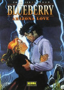 Portada de ARIZONA LOVE
