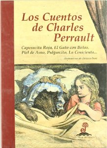 Portada de LOS CUENTOS DE CHARLES PERRAULT