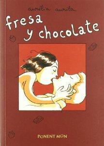Portada de FRESA Y CHOCOLATE