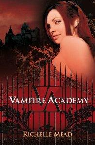 Portada de VAMPIRE ACADEMY (VAMPIRE ACADEMY #1)