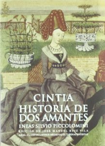 Portada de CINTIA, HISTORIA DE DOS AMANTES