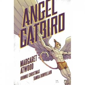 Portada de ANGEL CATBIRD