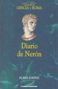 Portada de DIARIO DE NERÓN