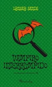 Portada de VAMPIRO INTERRUMPIDO (HERMANOS ARGENEAU #9)