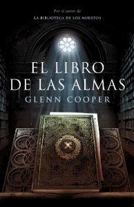 Portada de EL LIBRO DE LAS ALMAS (WILL PIPER #2)