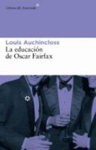 Portada de LA EDUCACIÓN DE OSCAR FAIRFAX