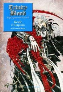 Portada de TRINITY BLOOD: DESDE EL IMPERIO