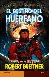 Portada de EL DESTINO DEL HUÉRFANO