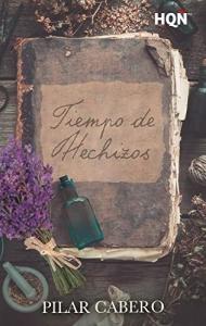 Portada de TIEMPO DE HECHIZOS