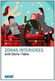 Portada de ZONAS INTERIORES