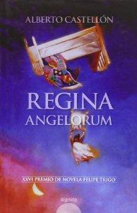 Portada de REGINA ANGELORUM