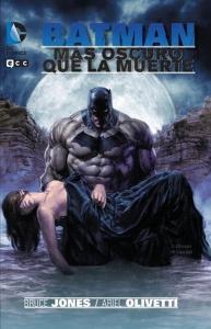 Portada de BATMAN: MÁS OSCURO QUE LA MUERTE