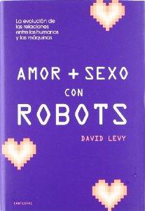 Portada de AMOR Y SEXO CON ROBOTS