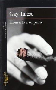 Portada de HONRARÁS A TU PADRE