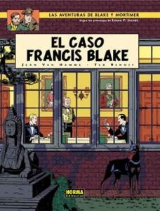EL CASO  FRANCIS BLAKE ( LAS AVENTURAS DE BLAKE Y MORTIMER#9)