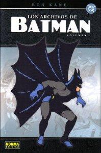 Portada de LOS ARCHIVOS DE BATMAN ( LOS ARCHIVOS DE BATMAN#1)