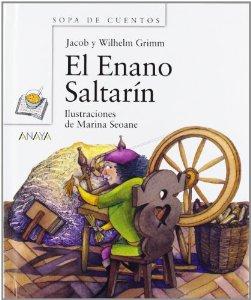 Portada de EL ENANO SALTARIN