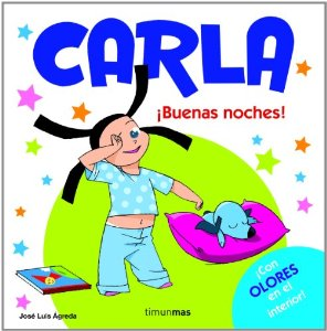 CARLA. ¡BUENAS NOCHES!