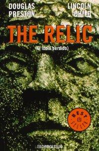 Portada de THE RELIC (EL ÍDOLO PERDIDO)
