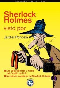 Portada de SHERLOCK HOLMES VISTO POR JARDIEL PONCELA