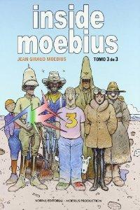 INSIDE MOEBIUS. TOMO 3