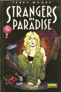 STRANGERS IN PARADISE 5