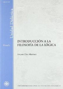 Portada de INTRODUCCIÓN A LA FILOSOFÍA DE LA LÓGICA
