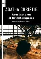 Portada de ASESINATO EN EL ORIENT EXPRESS (HERCULES POIROT #10)