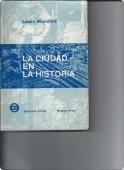 Portada de LA CIUDAD EN LA HISTORIA (VOL. 1)