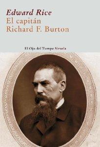 Portada de EL CAPITÁN RICHARD BURTON