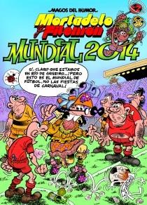 MUNDIAL 2014 (MAGOS DEL HUMOR #162)