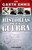 Portada de HISTORIAS DE LA GUERRA