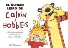 EL ÚLTIMO LIBRO DE CALVIN Y HOBBES