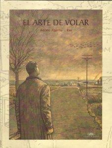 Portada de EL ARTE DE VOLAR