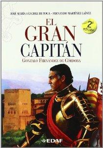 Portada de EL GRAN CAPITÁN. GONZALO FERNÁNDEZ DE CÓRDOBA