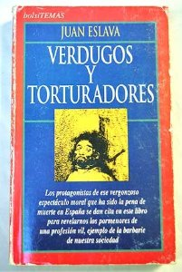 Portada de VERDUGOS Y TORTURADORES