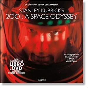 Portada de STANLEY KUBRICK. 2001: UNA ODISEA DEL ESPACIO