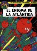 EL ENIGMA DE LA ATLÁNTIDA ( LAS AVENTURAS DE BLAKE Y MORTIMER#4)