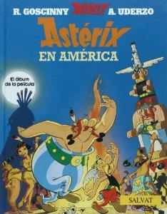 Portada de ASTÉRIX EN AMÉRICA (ASTÉRIX #33)