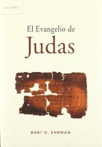 Portada de EL EVANGELIO DE JUDAS