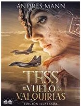 Portada de TESS - EL VUELO DE LAS VALQUIRIAS