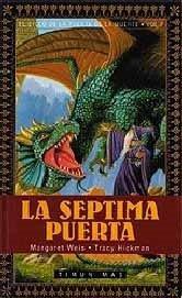 Portada de LA SÉPTIMA PUERTA (EL CICLO DE LA PUERTA DE LA MUERTE #7)