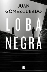 Portada de LOBA NEGRA (Antonia Scott #2)
