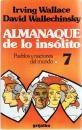 Portada de ALMANAQUE DE LO INSÓLITO VOL. 7