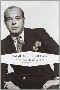 EL ARGUMENTO DE LA OBRA. CORRESPONDENCIA
